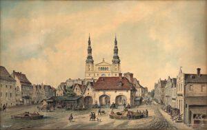 Stary Ratusz Bydgoszcz 1615