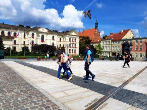 Stary Rynek - zwiedzanie miasta z przewodnikiem