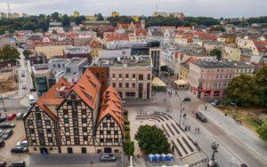 Atrakcje Bydgoszcz-zwiedzanie z przewodnikiem Spichrzy nad Brdą
