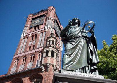 Gotyk piernik i Kopernik!