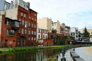 Atrakcje Bydgoszcz - zwiedzanie z przewodnikiem Wenecji Bydgoskiej