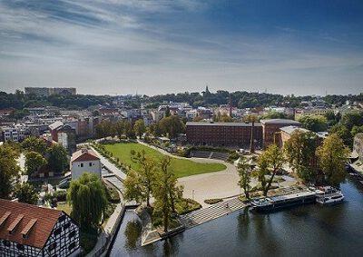 Bydgoszcz urzeka -BESTSELLER dla grup