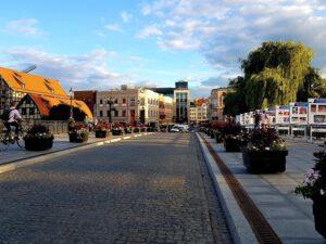 Zwiedzanie miasta z przewodnikiem - Most Staromiejski Bydgoszcz