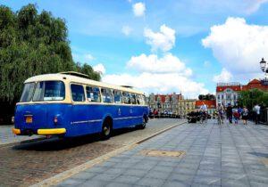 Zabytkowe autobusy Bydgoszcz