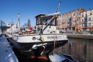 Symbole miasta: Barka Lemara
