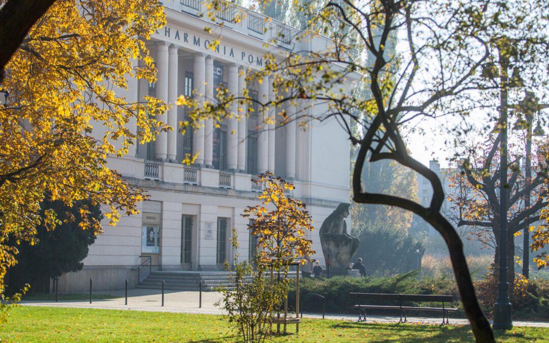 Jesienny weekend w Bydgoszczy