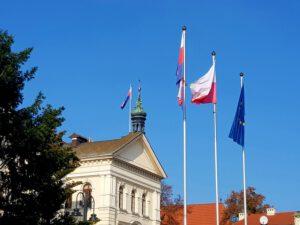 Flaga Bydgoszczy