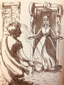 Biała dama - legenda bydgoska
