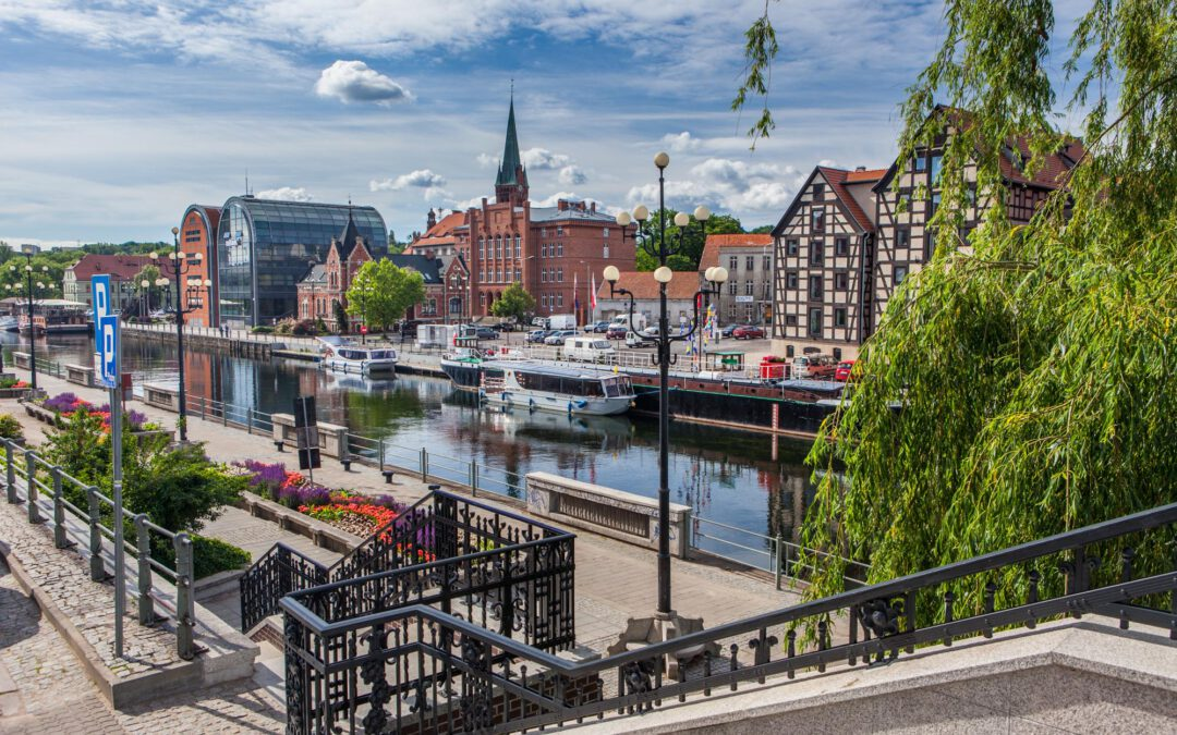 Bydgoszcz: spacer z atrakcjami