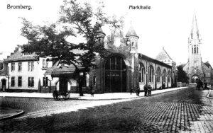 Hala Targowa w Bydgoszczy