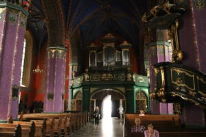 Zwiedzanie Katedry Bydgoszcz