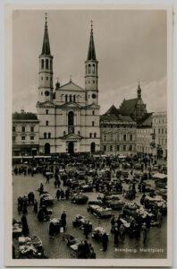 Dzień Targowy na Starym Rynku