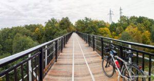 trasa rowerowa Bydgoszcz-Koronowo