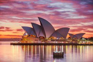 Opera House w Sydney