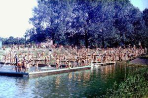 Balaton - kąpielisko w latach 90