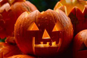 Halloween - dyniowe ozdoby