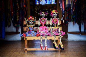 Meksykański Dzień Zmarłych