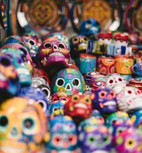 Meksykańskie Święto Zmarłych