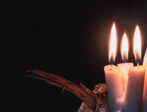 zaduszki święta w listopadzie