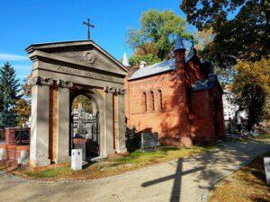 Cmentarze w Bydgoszczy