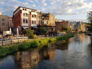 Wenecja Bydgoska - rzeka Młynówka